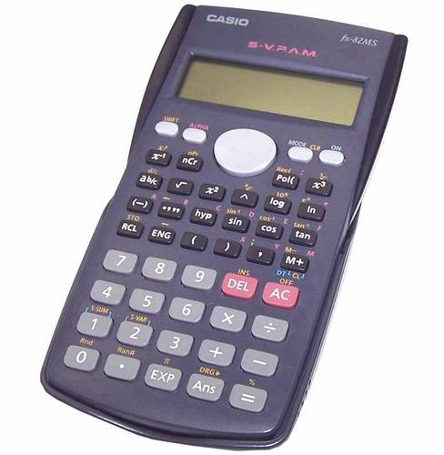 calculadora cient fica casio fx 82ms nova e pronta