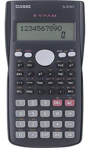 calculadora cientifica casio cassio fx-82ms original nova
