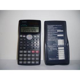 Calculadora Cientifica Casio Fx-115ms S-v.p.a.m. Two Way Pow