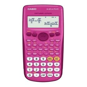 Calculadora Cientifica Casio Fx-82 Ing/esp Relojesymas
