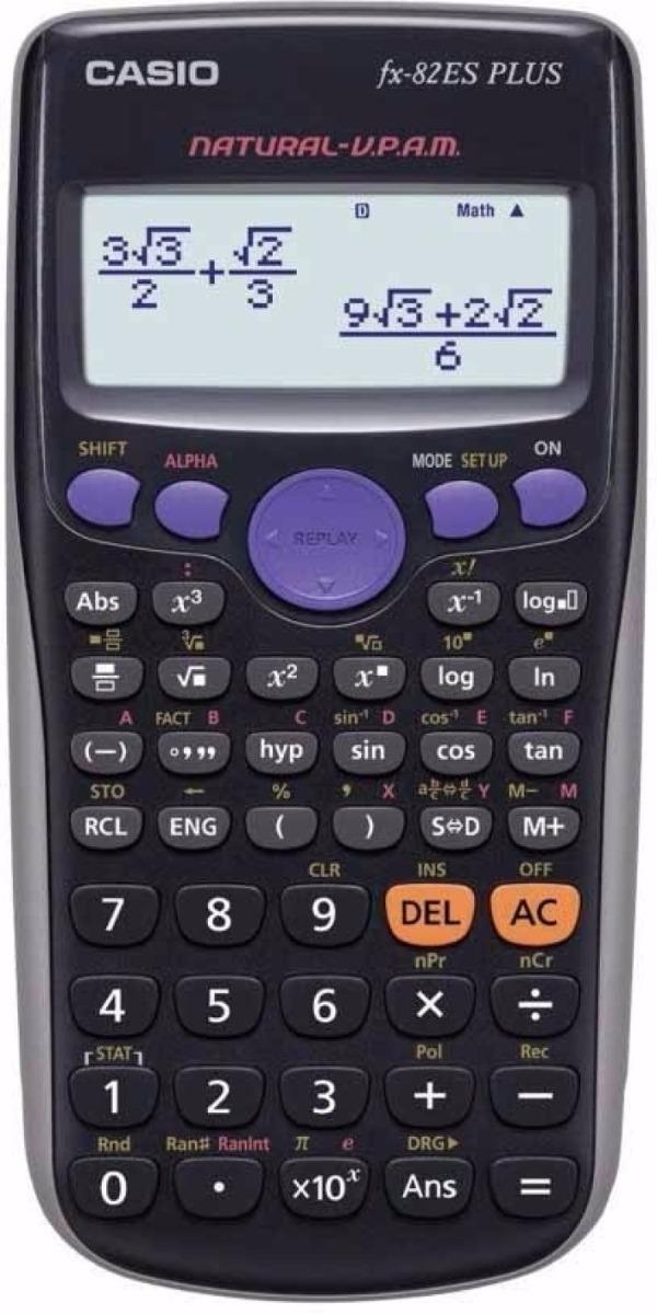 fx-82es инструкция casio