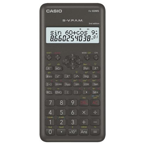 calculadora cientifica casio fx-82ms 2 nueva edición