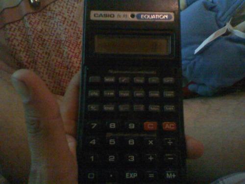 calculadora cientifica casio fx 95