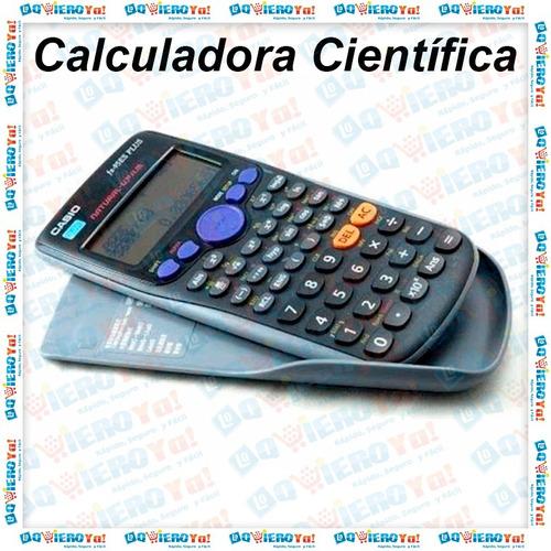 calculadora científica casio fx-95es plus 274 funciones