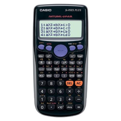 calculadora cientifica casio fx-95es plus, zona obelisco.