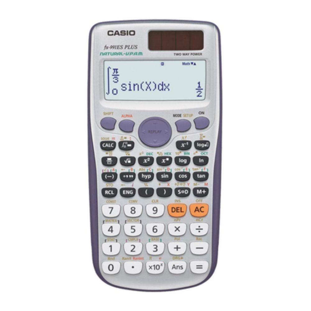 ebfd8d5bf1b Calculadora Científica Casio Fx-991es Plus Com 417 Funções - R  120 ...