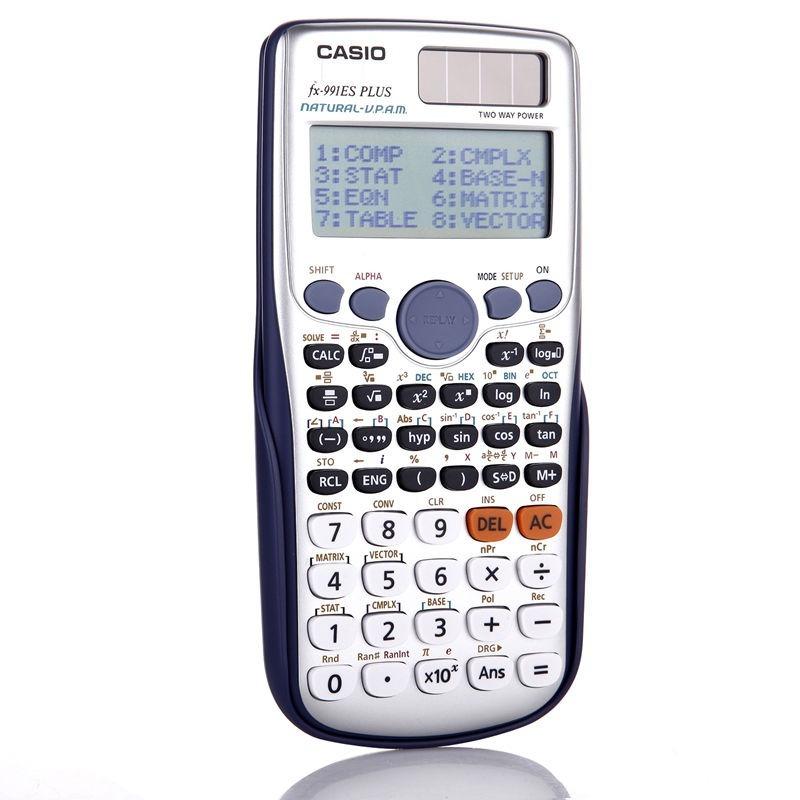 c15dfc6214d Calculadora Cientifica Casio Fx-991es Plus Envio Imediato - R  94