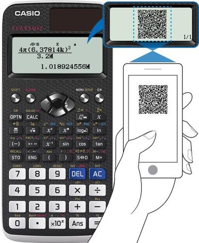 calculadora cientifica casio fx-991ex envio gratis
