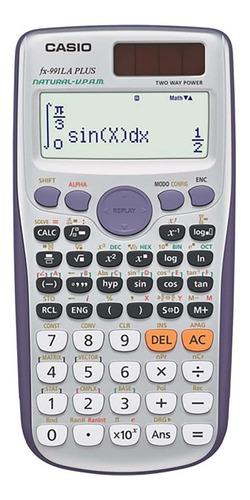 calculadora cientifica casio fx-991la fx-991es plus español