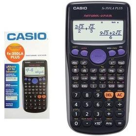 Calculadora Cientifica Casio Fx350es Plus,100% Original