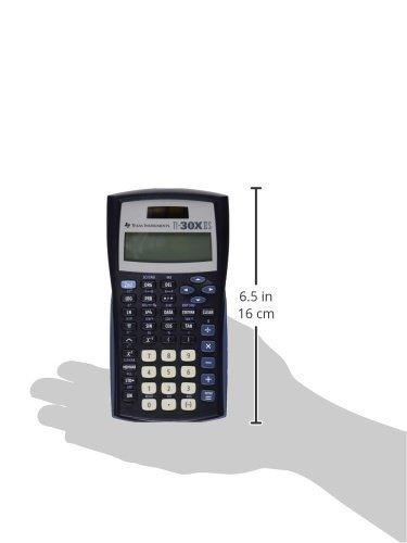 calculadora científica de 2 líneas texas instruments