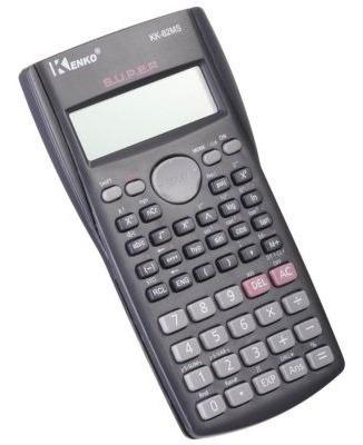 calculadora cientifica de bolso kenko kk-82ms 240 funções