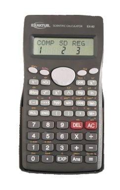 calculadora cientifica exaktus ex82