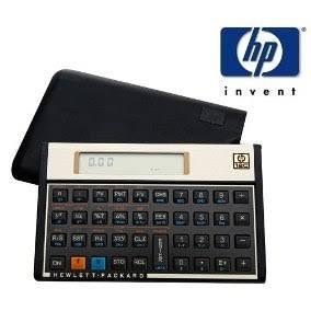 calculadora científica hp-12c