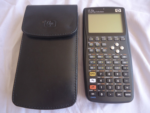 calculadora cientifica hp 50g f2229a