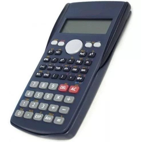 calculadora científica kadio kd-350 240 funcione igual casio