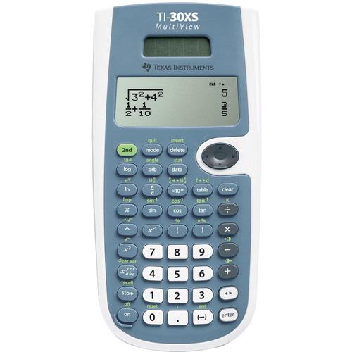 calculadora cientifica texas instruments ti-30xs