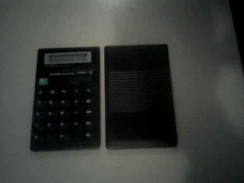 calculadora citizen sdc-826