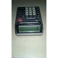 calculadora d mesa kenko 12 dígitos com testa-dinheiro-falso