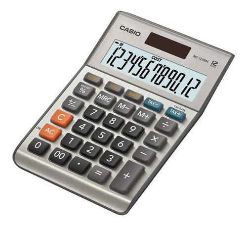 calculadora de escritorio casio ms-120bm