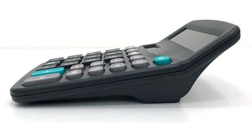 calculadora de mesa comercial 12 digitos v837