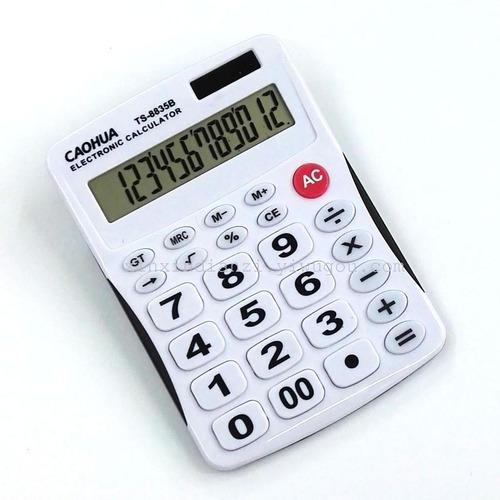 calculadora de mesa display 12 digitos importada ts8835b
