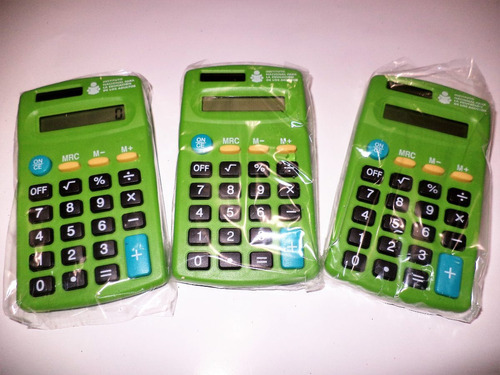 calculadora dual basica