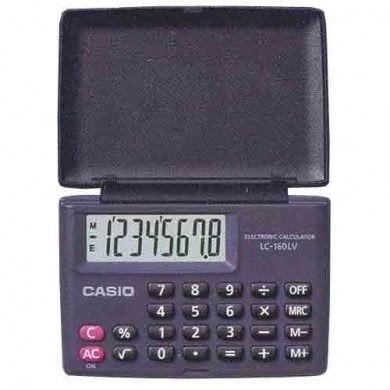 calculadora electronica de bolsillo marca casio