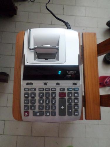 calculadora facturadora canon mp11dx 12 digitos