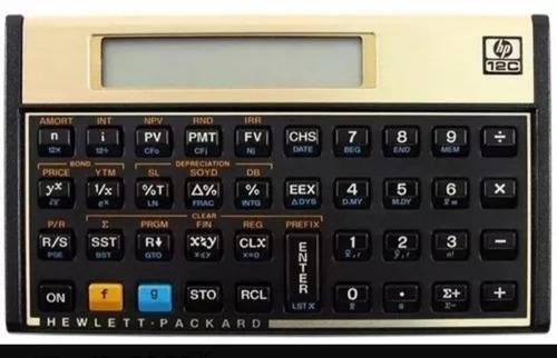 calculadora financeira 12c gold original envio imediat