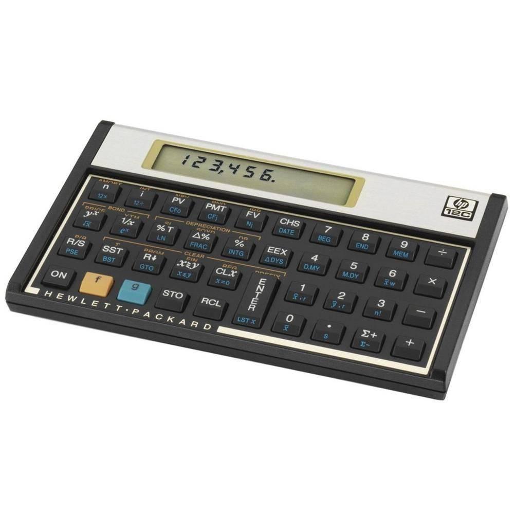 b32156f06 calculadora financeira hp 12c gold. Carregando zoom.