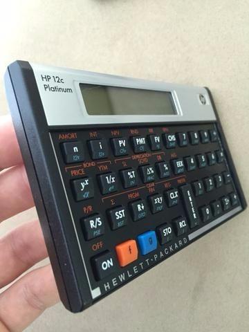 calculadora cientifica hp 12c