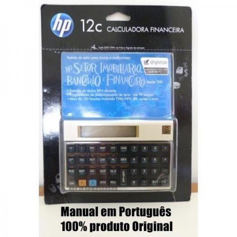 calculadora financeira hp12c gold lacrada original r HP 48GX App HP 48
