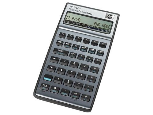 calculadora financiera hp 17bii+ envio el mismo día hábil