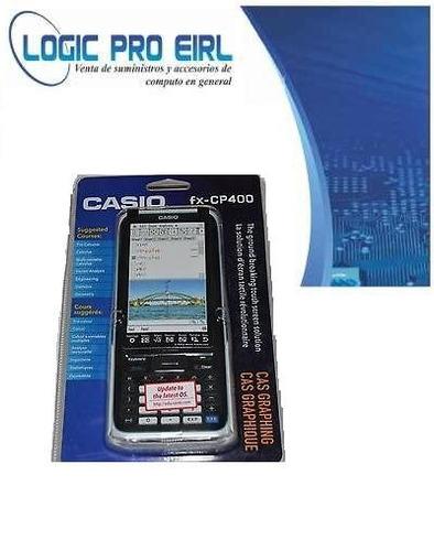 calculadora grafica casio classpad ii fx-cp400    logic pro