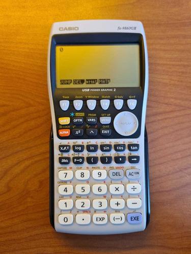 calculadora gráfica casio fx-9860gii
