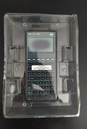 calculadora gráfica hp 48gx