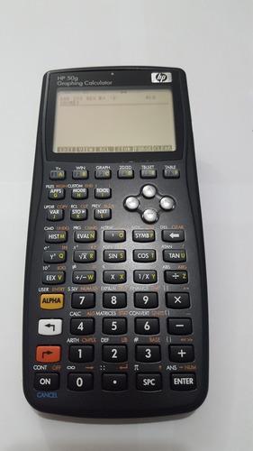 calculadora gráfica hp 50g como nueva