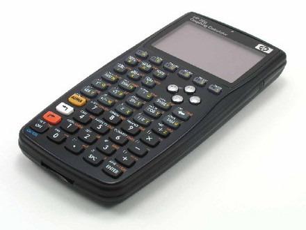 calculadora gráfica  hp 50g lacrado