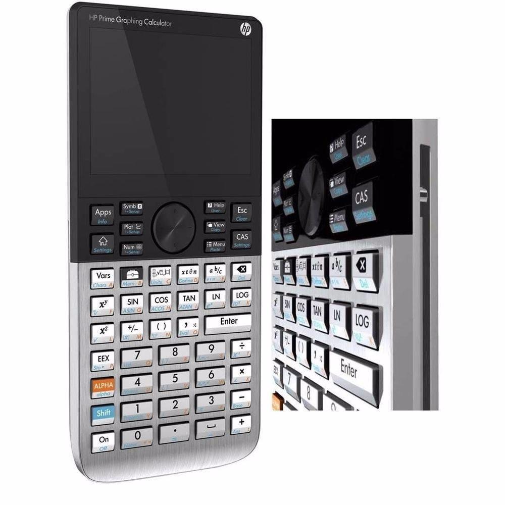 Calculadora Grafica Hp Prime G8x92aa V2 Nova 2018