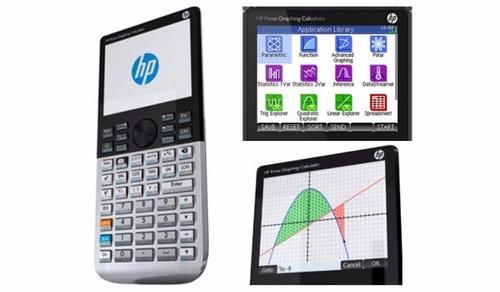 calculadora grafica hp prime v2 g8x92aa garantia 365 dias