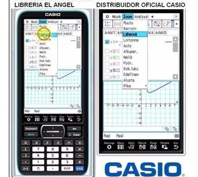 Calculadora Graficadora Fx-cp400 Casio Classpad Ii Fx Cp 400