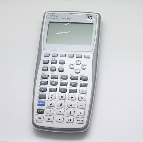 calculadora graficadora hp 39 gs hewlett packard sin empaque