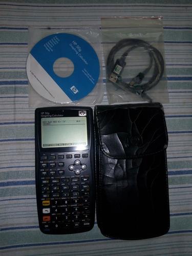 calculadora graficadora hp-50g