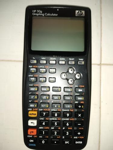 calculadora graficadora hp 50g perfecto estado
