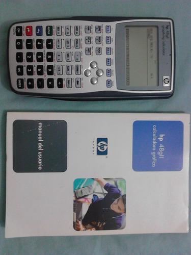 calculadora hp 48g ii