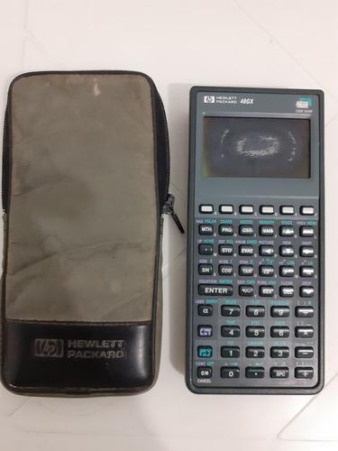 calculadora hp 48gx pantalla dañada