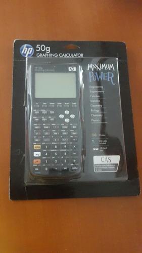 calculadora hp 50g americana totalmente nueva original
