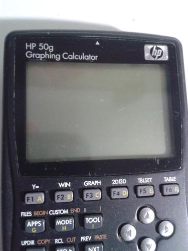 calculadora hp 50g gráficadora