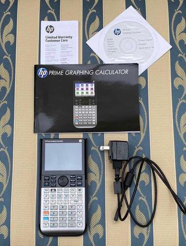 calculadora hp prime graphing calculator
